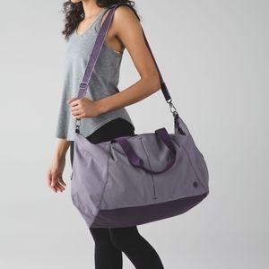 Lululemon Break Free Weekender Duffle Bag